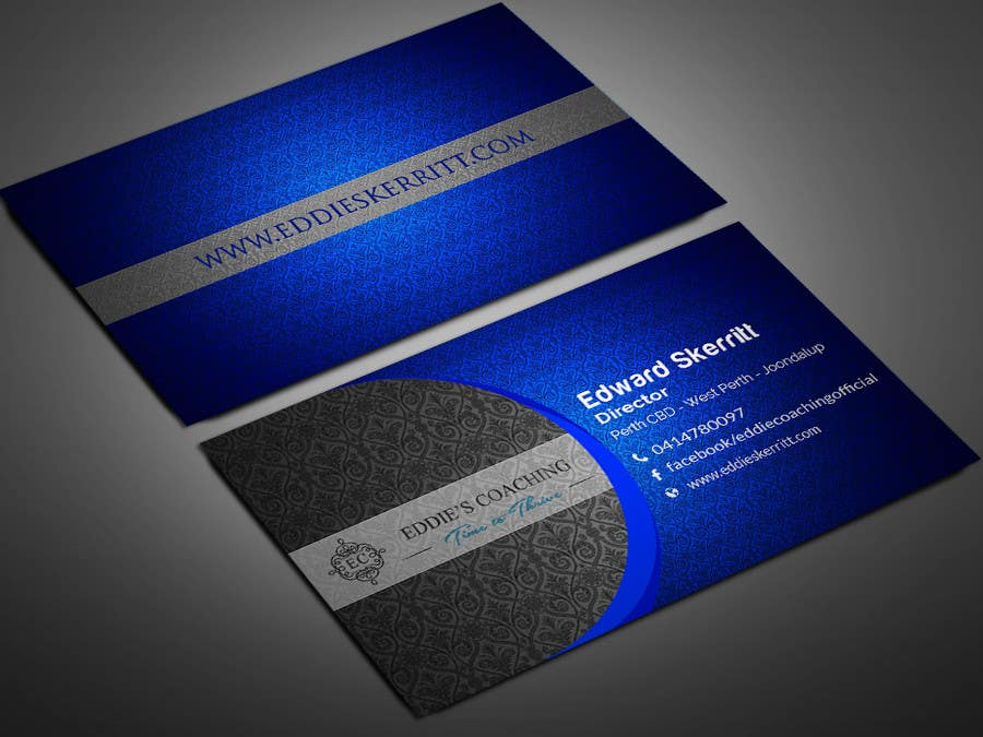 Entry #40 by Warna86 for Design some Business Cards | Freelancer