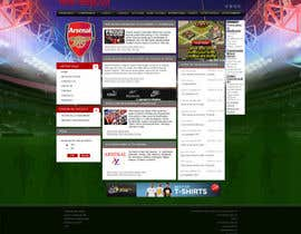 #9 untuk Website Design for FansOnline.net Ltd oleh VIKKISoft