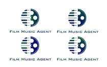 Graphic Design Конкурсная работа №58 для Logo Design for Film Music Agent.com