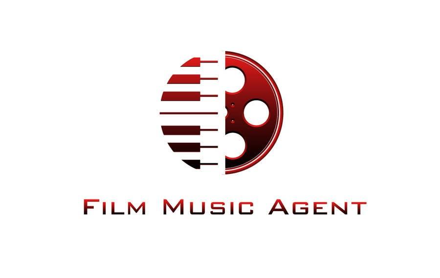 Proposition n°                                        84                                      du concours                                         Logo Design for Film Music Agent.com