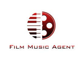 #84 pentru Logo Design for Film Music Agent.com de către SkyWalkerAL