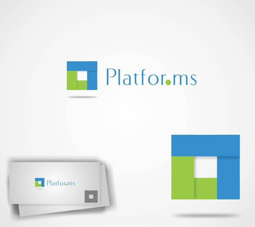 Proposition n°54 du concours Logo Design for Platfor.ms