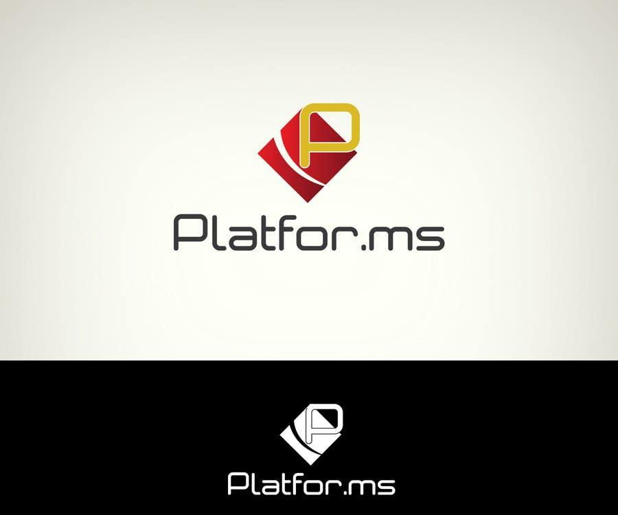 Inscrição nº 11 do Concurso para Logo Design for Platfor.ms