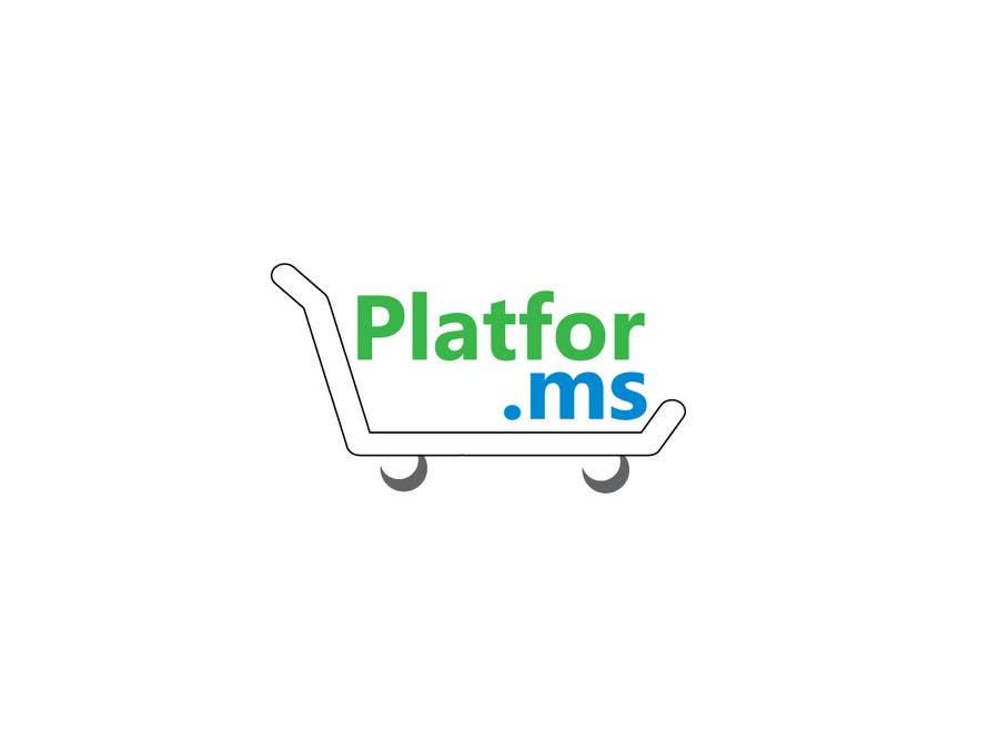 Inscrição nº 133 do Concurso para Logo Design for Platfor.ms