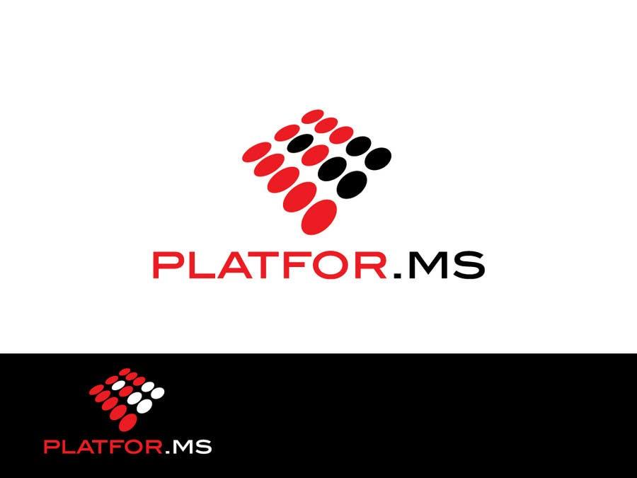 Inscrição nº 51 do Concurso para Logo Design for Platfor.ms