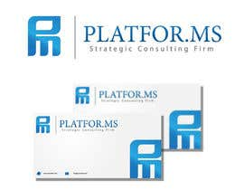 #19 para Logo Design for Platfor.ms por bestidea1