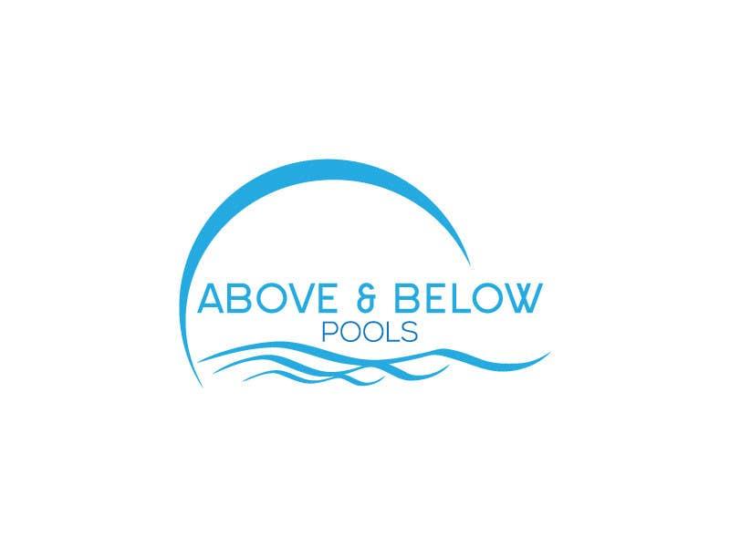 swimming pool logo design.  Pool Contest Entry 28 For Design A Logo Swimming Pool Company In P