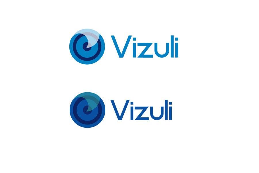 """Intrarea #83 pentru concursul """"Logo Design for Vizuli"""""""
