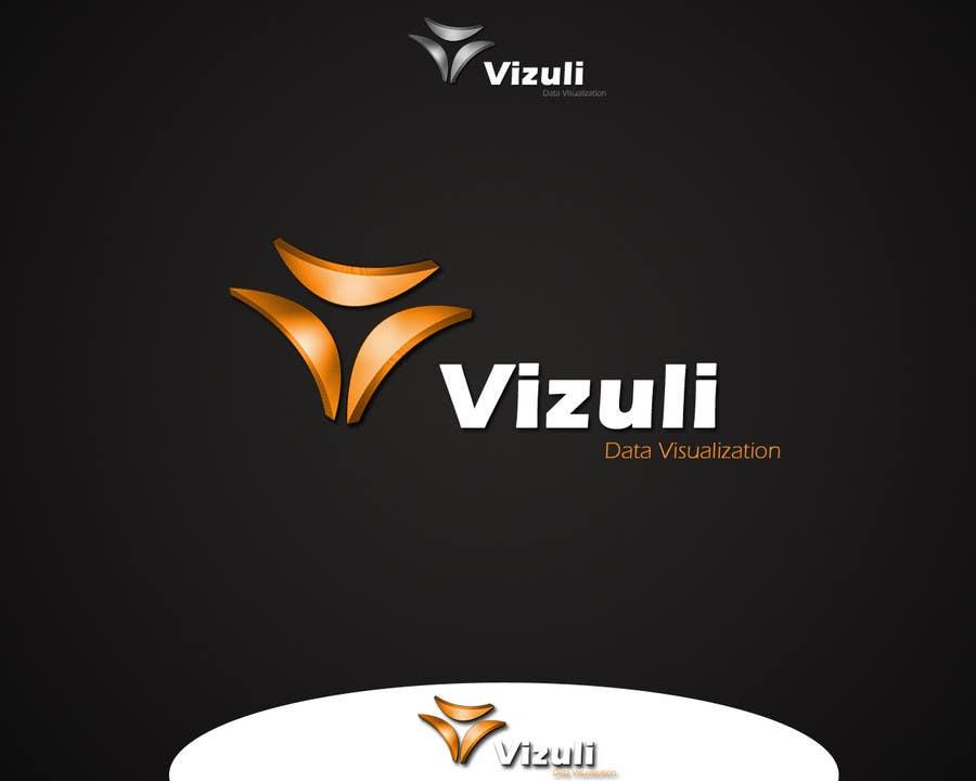 """Intrarea #179 pentru concursul """"Logo Design for Vizuli"""""""