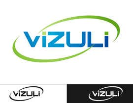 #119 para Logo Design for Vizuli por yukic