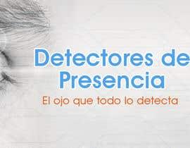#10 untuk Diseñar un banner detectores de presencia oleh logomaya1