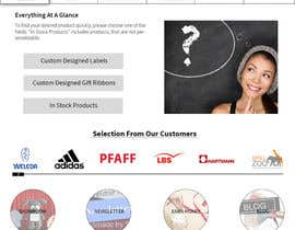 #12 cho Design eines Website-Modells bởi niteshpal19