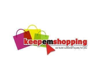 #57 for Logo Design for Keep em Shopping by garengedan