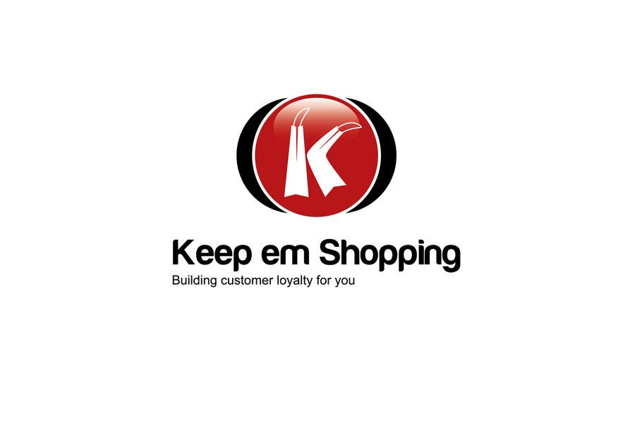 #270 for Logo Design for Keep em Shopping by smarttaste