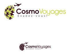 #131 para Logo Design for CosmoVoyages por Clarify