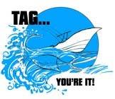 T-shirt Design for Tag Boats için Graphic Design40 No.lu Yarışma Girdisi