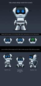 Image of                             Design a robot for website