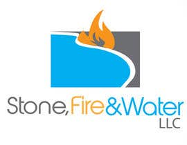 #200 for Logo Design for Stone, Fire & Water LLC af AlexandraEdits