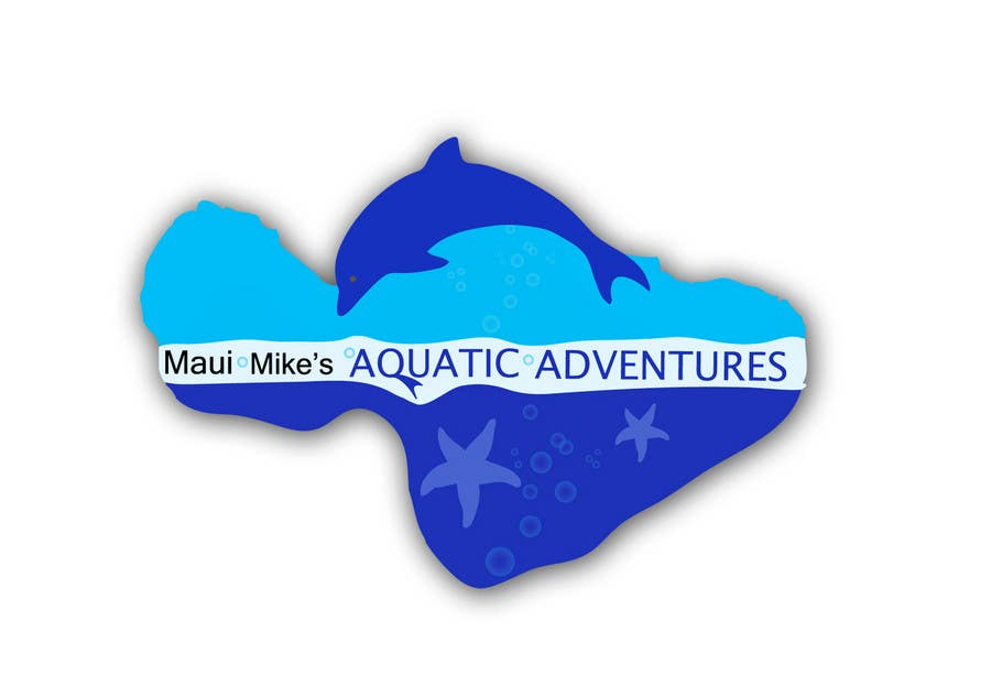Konkurrenceindlæg #157 for Logo Design for Maui Mikes Aquatic Adventures