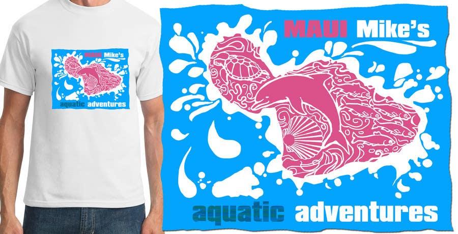 Konkurrenceindlæg #179 for Logo Design for Maui Mikes Aquatic Adventures