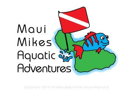 Inscrição nº 94 do Concurso para Logo Design for Maui Mikes Aquatic Adventures