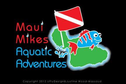 Inscrição nº 95 do Concurso para Logo Design for Maui Mikes Aquatic Adventures