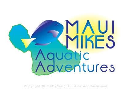 Inscrição nº 111 do Concurso para Logo Design for Maui Mikes Aquatic Adventures