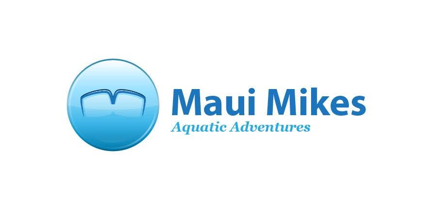 Konkurrenceindlæg #93 for Logo Design for Maui Mikes Aquatic Adventures