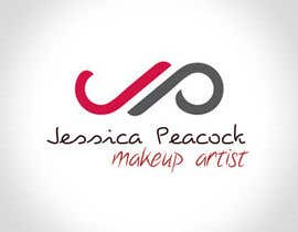 mastermind65479 tarafından Design a Logo for Jessica Peacock Makeup Artistry için no 235