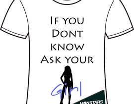 #6 cho Design a T-Shirt for: Monstar Apparel bởi davoodfaramarzii