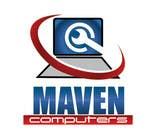 Graphic Design Inscrição do Concurso Nº169 para Logo Design for Maven Computers
