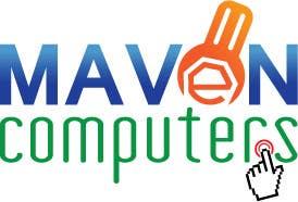 Kilpailutyö #                                        220                                      kilpailussa                                         Logo Design for Maven Computers