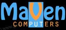 Graphic Design Kilpailutyö #67 kilpailuun Logo Design for Maven Computers