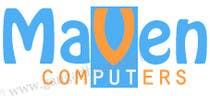 Graphic Design Kilpailutyö #66 kilpailuun Logo Design for Maven Computers