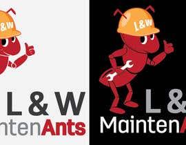AWAIS0 tarafından Design a Logo for L & W MaintenAnts için no 20