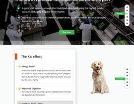 #29 for Design a Website Mockup (UI) by anshulbansal53