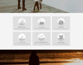 #14 for Design a Website Mockup (UI) by colorgraphicz