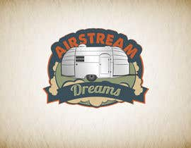 #329 untuk Logo Design for Airstream Dreams oleh faithworx