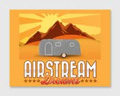 Graphic Design Entri Peraduan #280 for Logo Design for Airstream Dreams