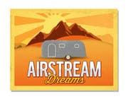 Graphic Design Entri Peraduan #199 for Logo Design for Airstream Dreams