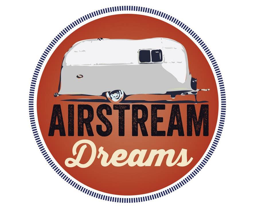 Penyertaan Peraduan #                                        305                                      untuk                                         Logo Design for Airstream Dreams