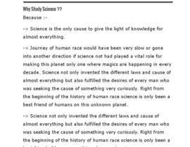 #23 for Why do we need to learn about science and technology ? by gireeshvfx