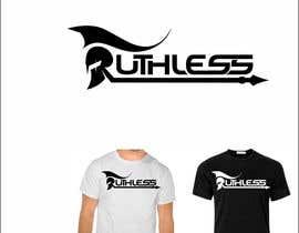 #230 untuk Design a Logo for Ruthless oleh theocracy7
