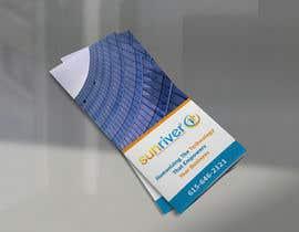 nº 13 pour Design a trifold brochure for my IT services company par manthanpednekar