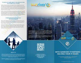 nº 12 pour Design a trifold brochure for my IT services company par micronix2013