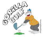 Logo Design for www.gorillagolf.com.au için Graphic Design23 No.lu Yarışma Girdisi
