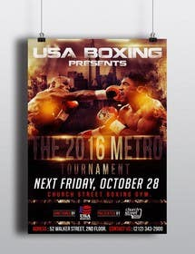 Image of                             Design a Poster for a Boxing Eve...