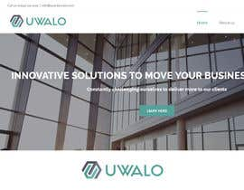 #23 for Design a logo named UWALO by stoilova