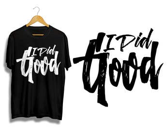 Image of                             New T-shirt Design