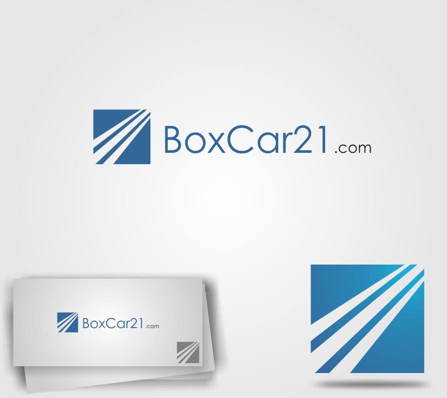 Contest Entry #                                        47                                      for                                         Logo Design for BoxCar21.com